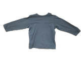 Go Gently Baby Gray Longsleeve Shirt