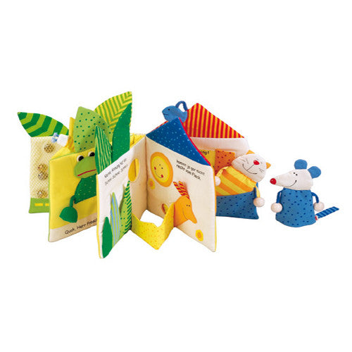 HABA Little Leaf House Soft Book - Gemgem