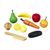 [Plan Toys] Assorted Fruits & Vegetables - Gemgem  - 2