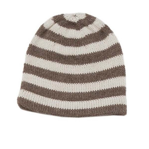 [Oeuf] Lucian Hat - Brown/White - Gemgem