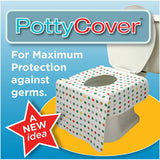 Potty Cover - Disposable toliet seat covers - Gemgem  - 2