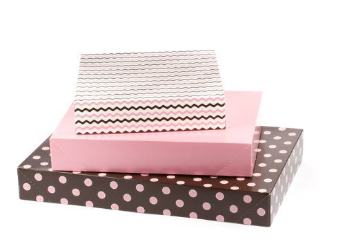 Pink Baby Gift Boxset from American Crafts - Gemgem