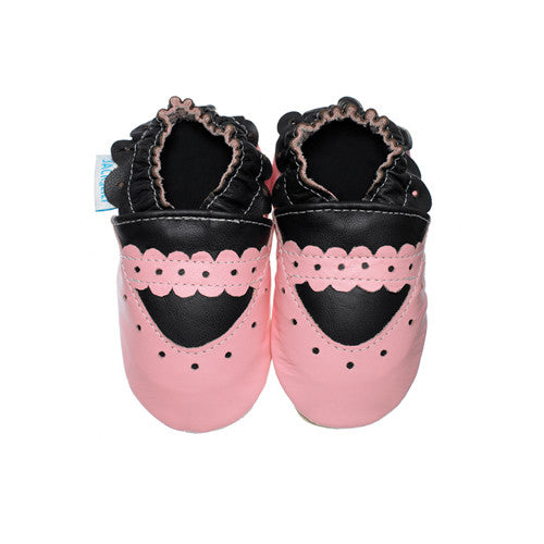 Jack and Lily Pink Saddle Shoe - Gemgem