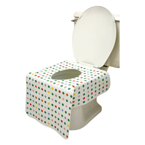 Potty Cover - Disposable toliet seat covers - Gemgem  - 1
