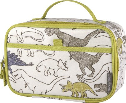 Dwell Studio Dinosaurs Insulated Lunch Box - Gemgem  - 1