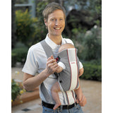 Baby Bjorn Air Carrier Gray/White - Gemgem  - 2
