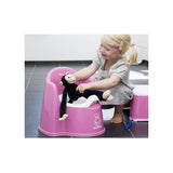 Baby Bjorn Pink Potty Chair - Gemgem  - 2