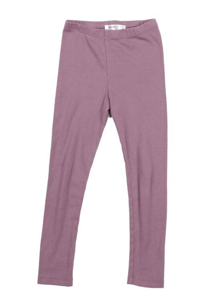 Joah Love Barb Leggings Dark Plum - Gemgem
