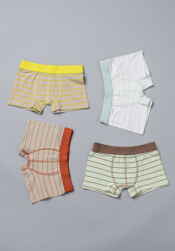 Dott Boy s 4pc Boxer Set