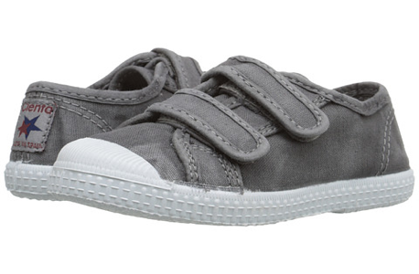 Grey Cienta Shoes