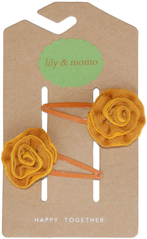 Swirl Hair Clip by Lily and Momo - Gemgem
