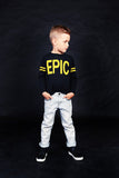 Rock Your Baby - Epic Long Sleeve T-Shirt - Gemgem  - 1