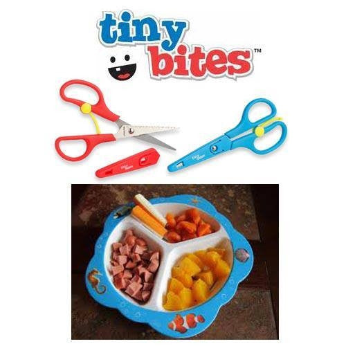 Tiny Bites Food Shears - Gemgem  - 1