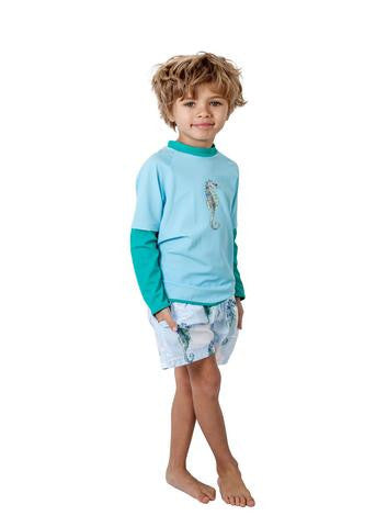 Stella Cove Toddler Swim Trunks For Boys