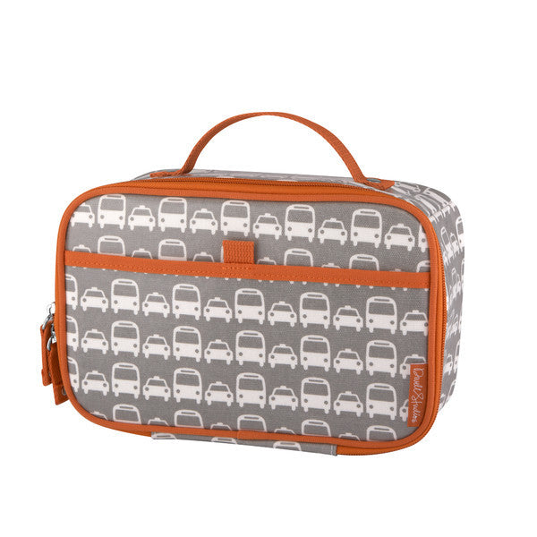 Dwell Studio Transportation Insulated Lunch Box - Gemgem  - 1