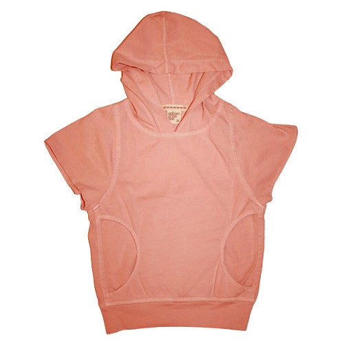 [Anthem of the ants] Pullover Hoodie - Coral - Gemgem  - 1