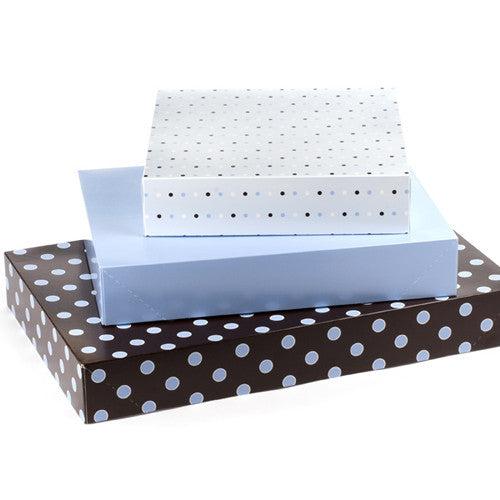 Blue Baby Gift Boxset from American Crafts - Gemgem
