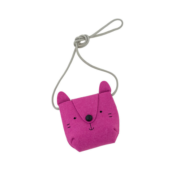 Meow Crossbody Purse - Gemgem  - 1