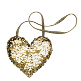 Rock Your Baby - All Heart Handbag Gold - Gemgem  - 1