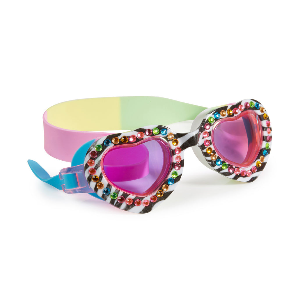 Bling2o Jungle Jam Girl Swim Goggles