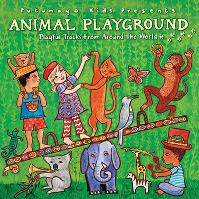 [Putumayo Kids] Animal Playground - Gemgem