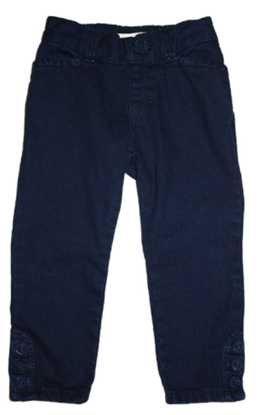 Anthem of th ants Slim Jean in Indigo deep - Gemgem  - 1