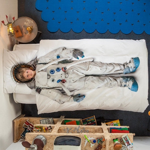 [SNURK] Astronut duvet set (Single) - Gemgem  - 1