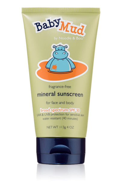 Noodle&boo Baby Mud Sunscreen SPF-30 - Gemgem