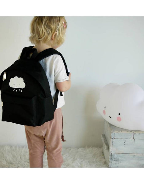 Cloud Backpack by  A Little Lovely Company - Gemgem  - 1