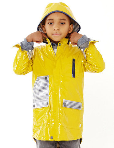 Oil & Water Boys Field Jacket - Gemgem  - 1