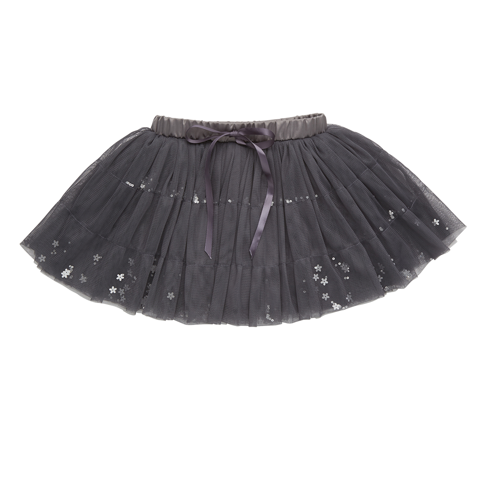 Rock Your Baby - Celebration Skirt Grey - Gemgem