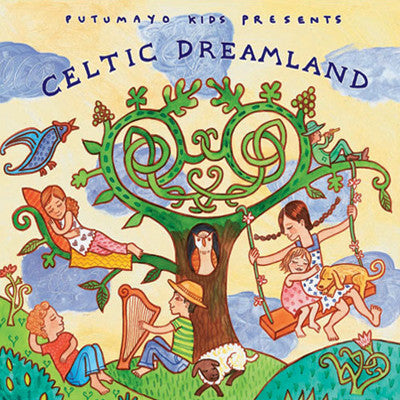 [Putumayo Kids] Celtic Dreamland - Gemgem