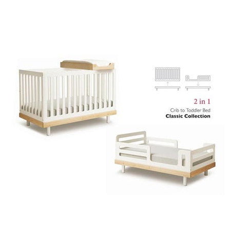 [Oeuf] Classic Toddler Bed Conversion Kit - Gemgem  - 1