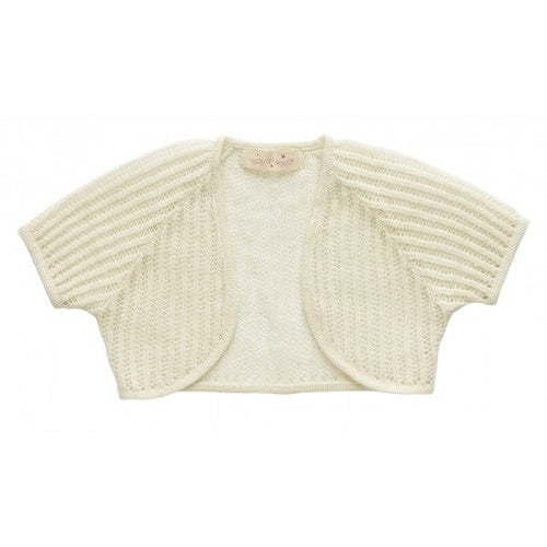 [TUTU DU MONDE] Cream of the crop shrug off white - Gemgem  - 1