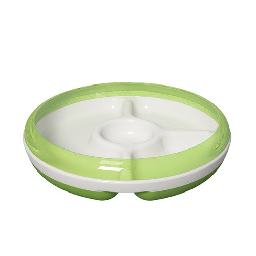[Oxo] Divided Plate - Gemgem  - 1