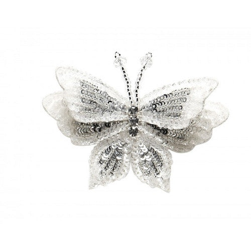 [TUTU DU MONDE] Enchanted butterfly hair clip - Gemgem  - 1