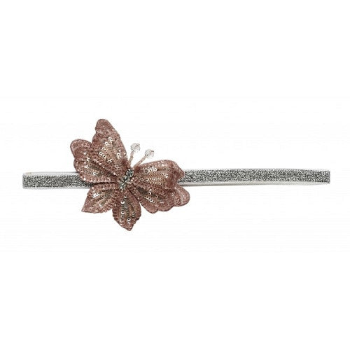 [TUTU DU MONDE] Enchanted butterfly headband-Pink sugar - Gemgem  - 1