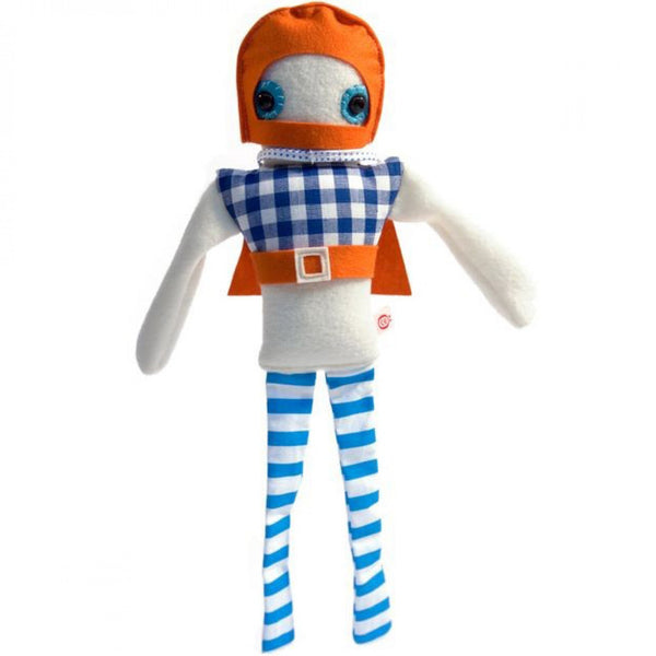 Esthex Tough Boy Storm Doll- Orange