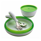 [Oxo] 4-Piece Feeding Set - Gemgem  - 1