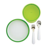 [Oxo] 4-Piece Feeding Set - Gemgem  - 2