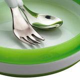 [Oxo] 4-Piece Feeding Set - Gemgem  - 3