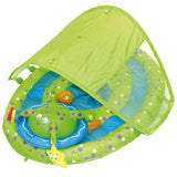 [Swimways] Baby Spring Float Activity Center w/ Canopy - Gemgem  - 1