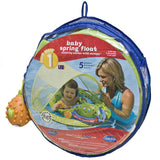 [Swimways] Baby Spring Float Activity Center w/ Canopy - Gemgem  - 2