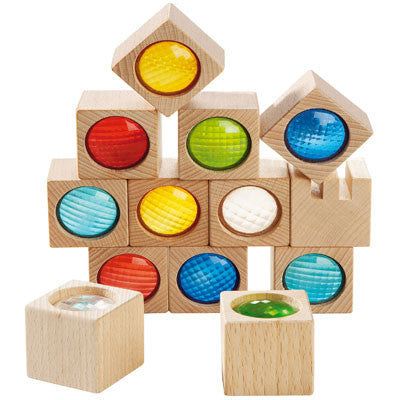 Haba Kaleidoscopic Blocks - Gemgem  - 1