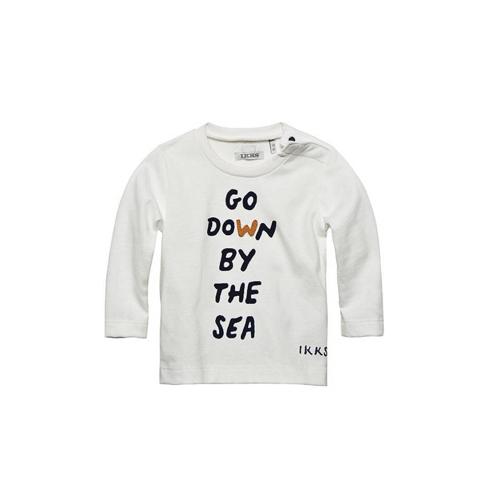 Ikks Go Down By The Sea Tee