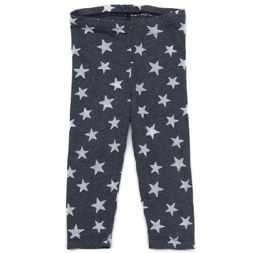 Joah love Star Leggings in Jet - Gemgem