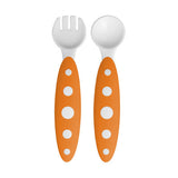 [Boon] ModWare Toddler Utensils - Gemgem  - 1