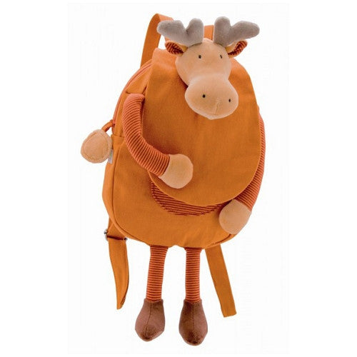 Moulin Roty Moose Backpack - Gemgem  - 1