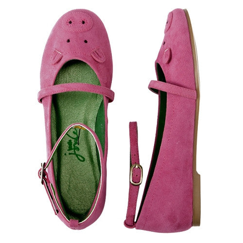 [Little Joules] Girls Shoes - oink - Gemgem  - 1