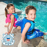 Swimways Sea Squirts PFD Life Jacket - Gemgem  - 1